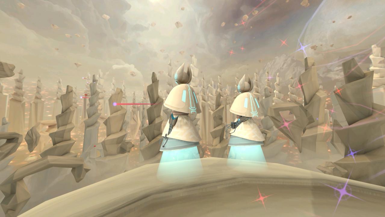 Oculus Quest VR Game HeroIMG