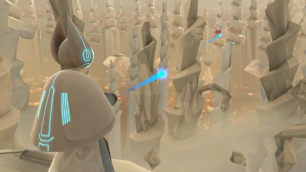 VR Avatar Back