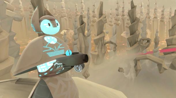 VR Avatar Front
