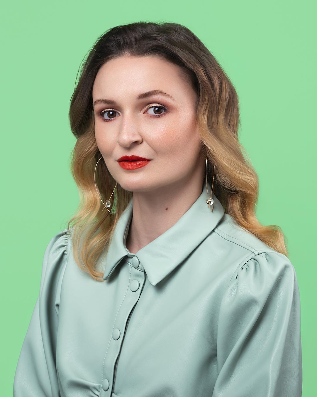 Lucy – portrét Persony IG